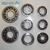 Kugellager-Set, Motor MZ ES 175/1-250/1