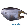 Chromblende links, Tank MZ ES 175/1-250/1